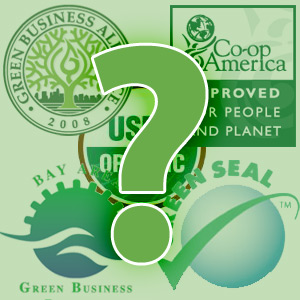 Questioning Green Certification