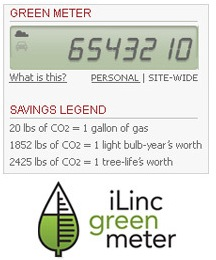 iLinc Green Meter