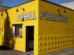 Pinball eco friendly printing / printer Portland