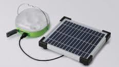 Design a Shade for Panasonic's 100K Solar Lanterns Project