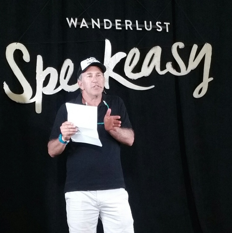 Speakeasy: Jeffrey Hollender at Wanderlust Squaw Valley