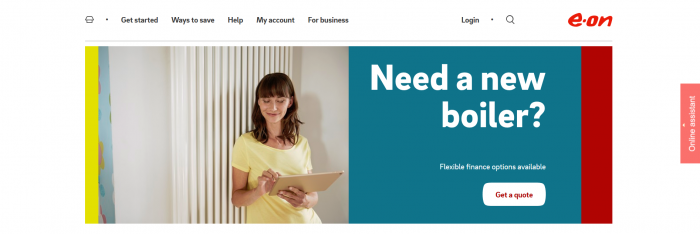 Eon screenshot