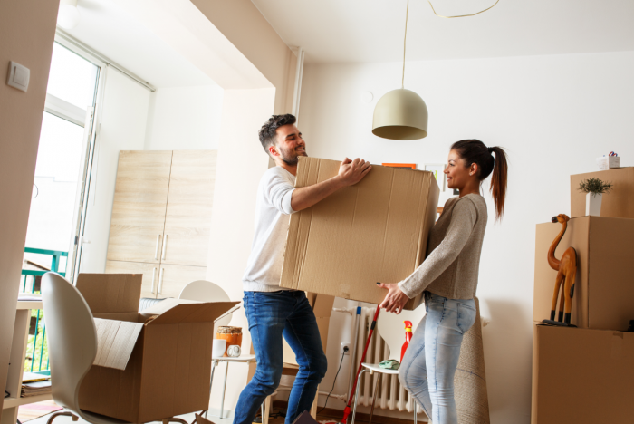 Moving Home: Your guide to switching energy at your new property