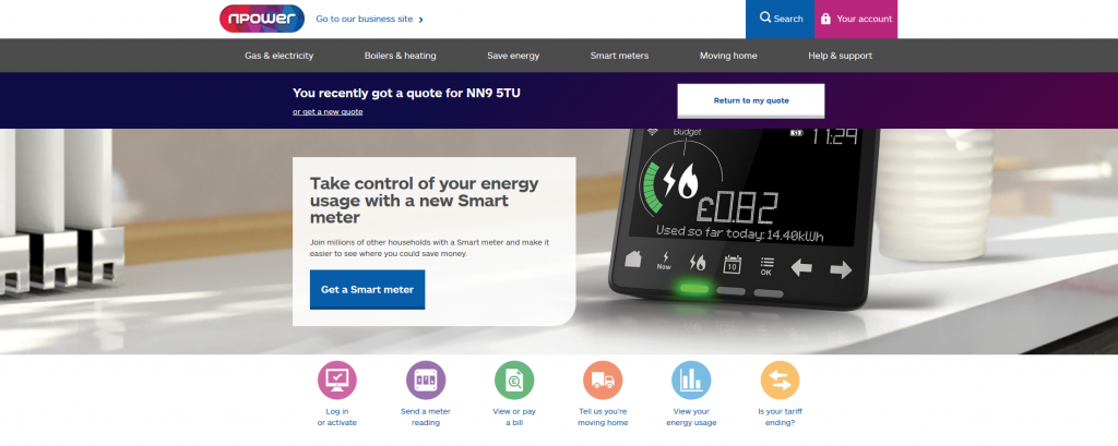 nPower Business Energy Review: See Costs, Ratings & Complaints